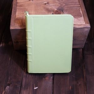 Other - ♻️ 3 for $30 Green Leather Hardcover Journal